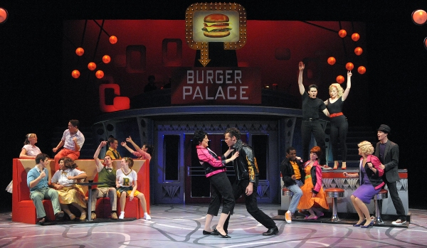 Photo Flash: Olney Theatre Center's GREASE