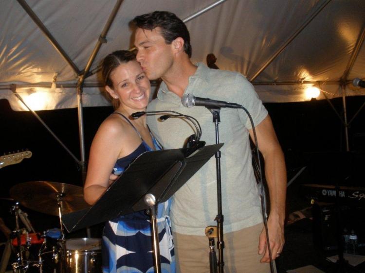 High Res Jessica & Matt Bogart