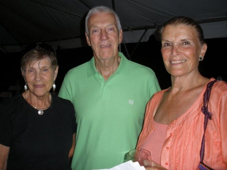 High Res Bobbi & Vin Godleski, Carol Miller