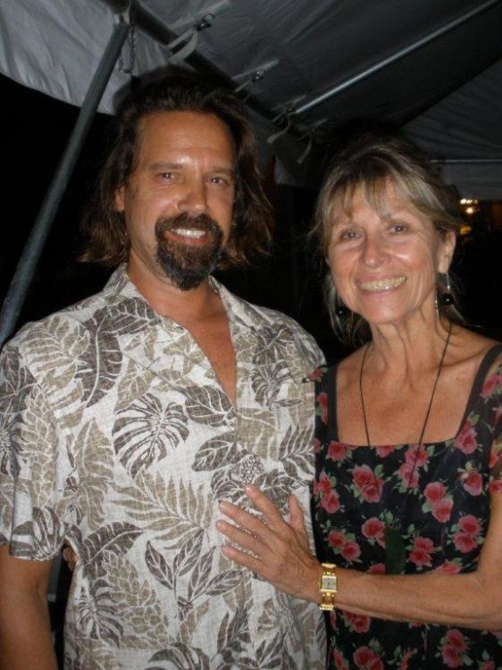 High Res Jono Gero & Barbara Ligeti