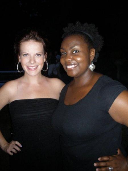 Sheila Coyle & Tonya Thompson Photo