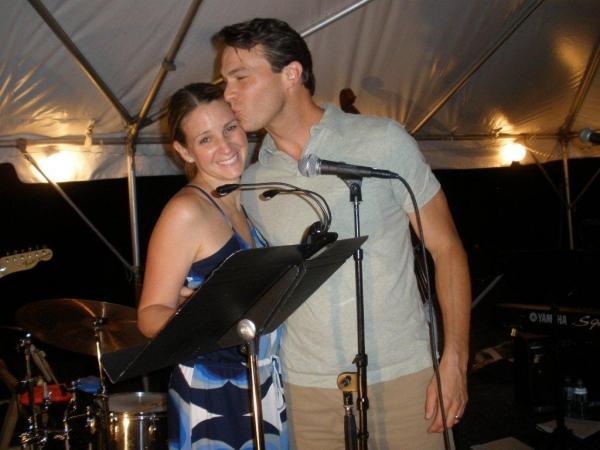 Jessica & Matt Bogart Photo