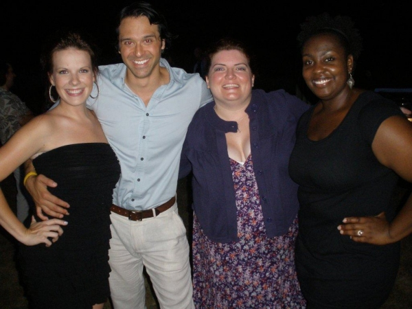 Sheila Coyle, Jeremiah James, Nikki Switzer, Tonya Thompson