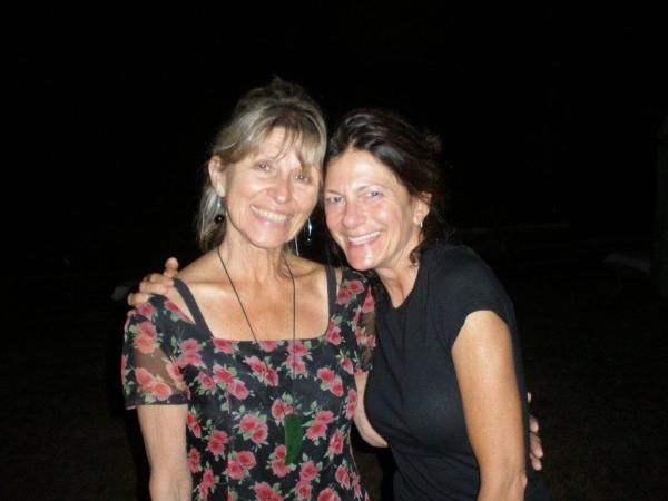 Barbara Ligeti & Silvana Spertus Photo