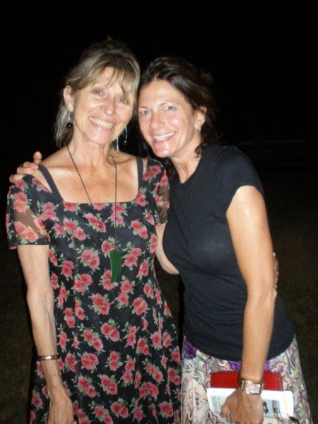 Barbara Ligeti and Silvana Spertus Photo