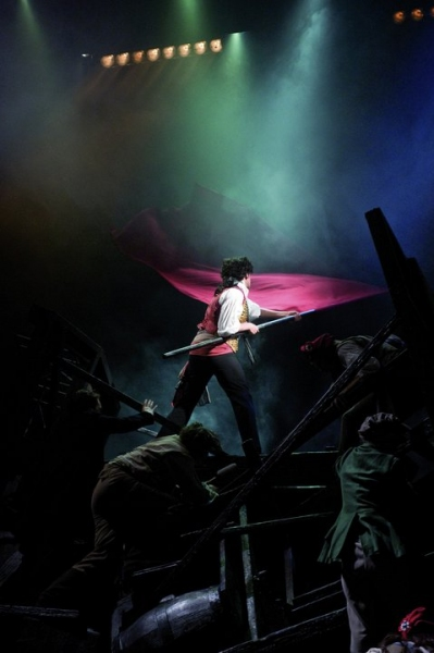 Photo Flash: First Look at New Cast of West End's LES MISERABLES