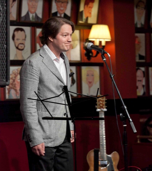 Photo Coverage: Peter Gallagher & More at THE AMERICAN SONGBOOK PROJECT at SARDI's