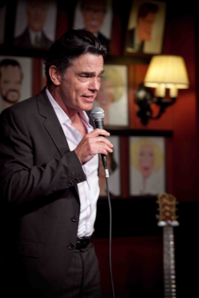 Peter Gallagher at Peter Gallagher & More at THE AMERICAN SONGBOOK PROJECT at SARDI's