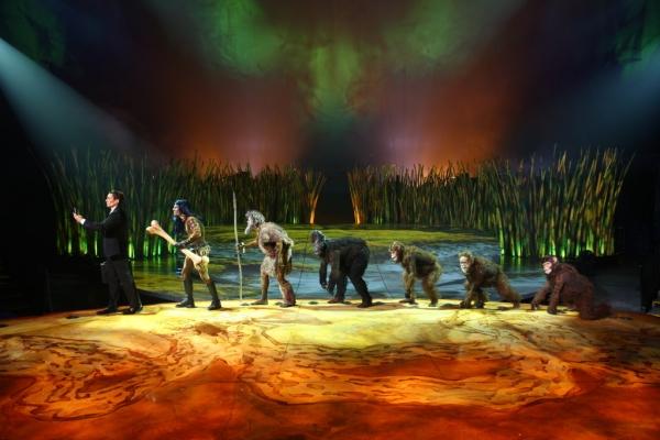 Photo Flash: Cirque du Soleil's TOTEM, Coming to San Francisco!