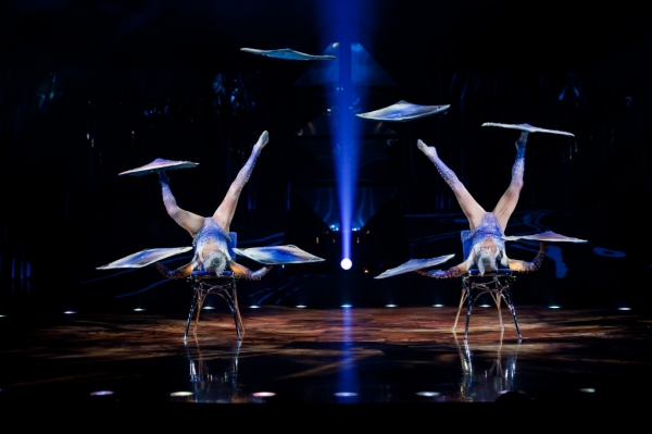 Photo Flash: Cirque du Soleil's TOTEM, Coming to San Francisco!