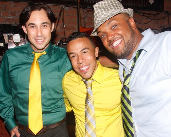 Ryan Duncan, Cedric Leiba, Jr., and Frank Viveros Photo