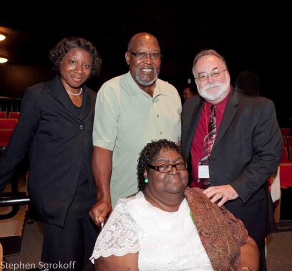 Ann Atwater, Aisha Hinds, Bill Reddick, Mark St. Germain Photo