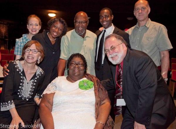Julianne Boyd, Ann Atwater, Mark St. Germain & Cast Photo