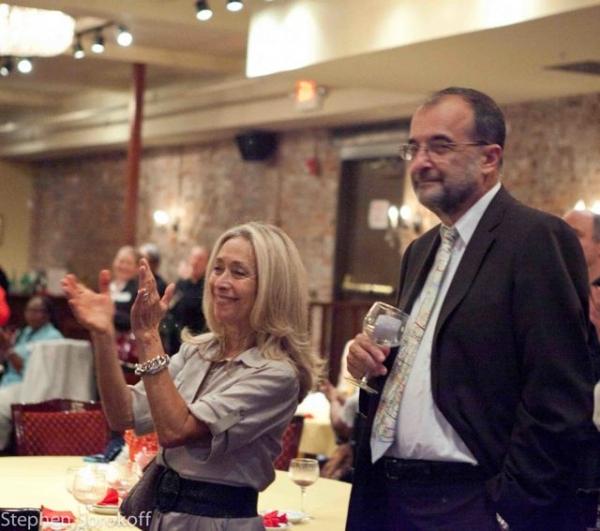 Eda Sorokoff & Arthur Salvadore
