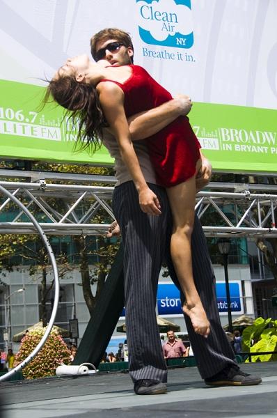 Mason Ames & Valerie Benoit-Charbonneau