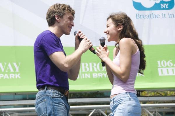 Matt Leisy & Juliette Trafton