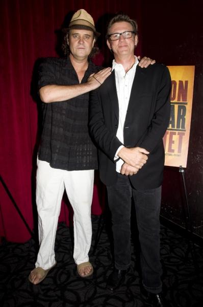 Lance Guest & Chuck Mead Photo