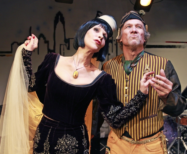 Ellen Greene and Peter Duncan at First Look at Ellen Greene in BETWIXT! in the West End