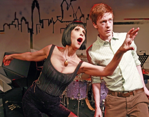 Ellen Greene and Benedict Salter at First Look at Ellen Greene in BETWIXT! in the West End
