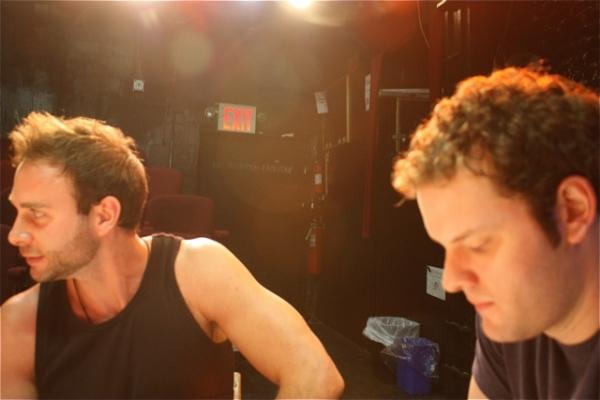 Bryan Kaplan and Ian Holcomb Photo