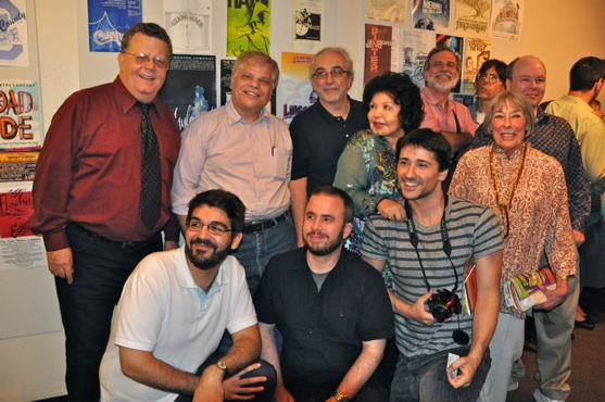 James Morgan, Mary Rodgers, Fiddle Viracola and Staff and Writers of Mad Magazine-Ryan Flanders, David Croatto, Charlie Kadau, John Ficarra, Sam Viviano, Desmond Devlin and Barry Liebmann