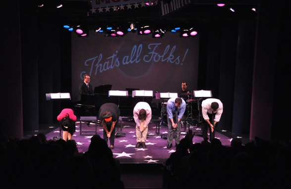 Photo Coverage: The Mad Show at The York Theatre