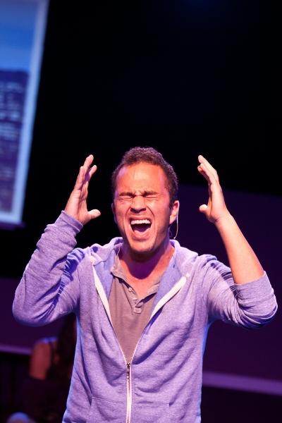 Photo Flash: Ryan Scott Oliver's OUT OF MY HEAD Plays Pico Playhouse