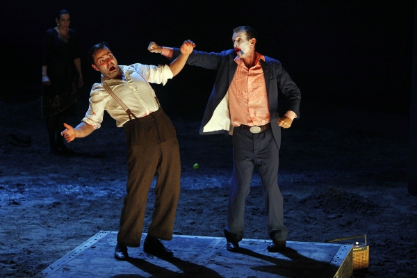 Photo Flash: Four Cardinal Directions Plays State Theatre