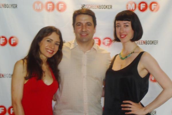 Juliette Bennett, Ken Forman, Angela Dee