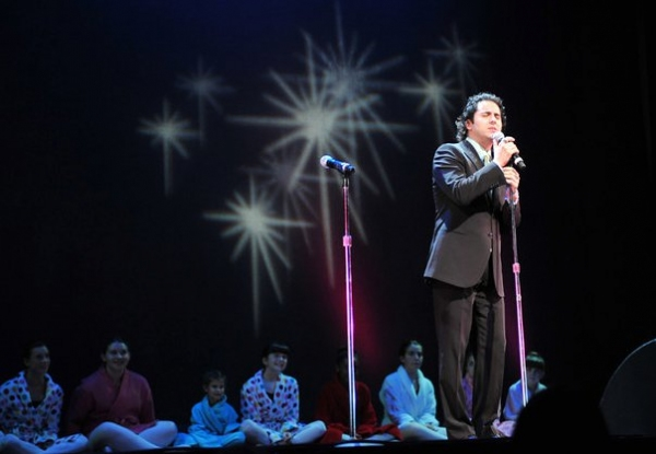 Photo Flash: John Lloyd Young, Faith Prince, et al. at ONE NIGHT ONLY Cabaret