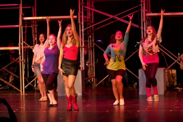 Photo Flash: Old Library Theatre's FOOTLOOSE