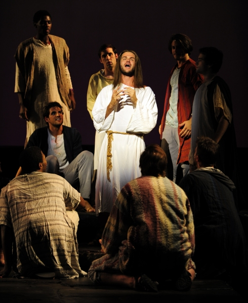 Photo Flash: First Look at Cuccioli, Omoh, et al. in Pittsburgh CLO's JESUS CHRIST SUPERSTAR