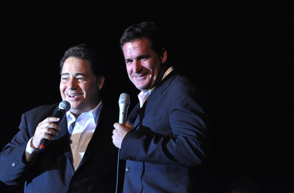 Photo Coverage: The NY Tenors Play Long Island