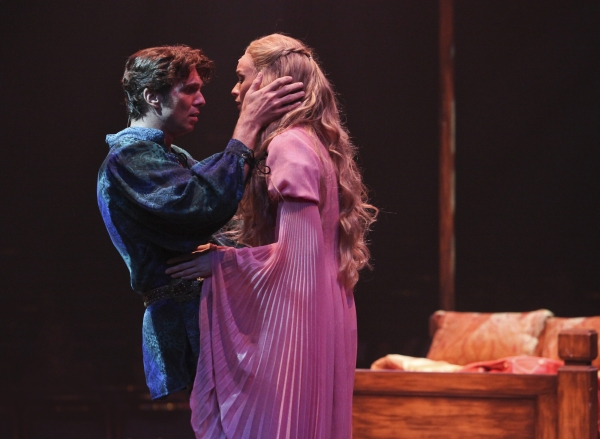 Photo Flash: First Look at Music Circus' CAMELOT