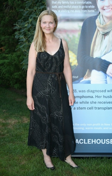 Joan Allen at Joan Allen Hosts Successful Benefit for Miracle House