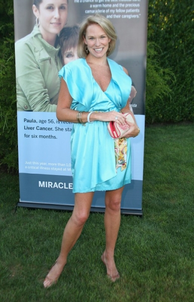 Photo Coverage: Joan Allen Hosts Successful Benefit for Miracle House
