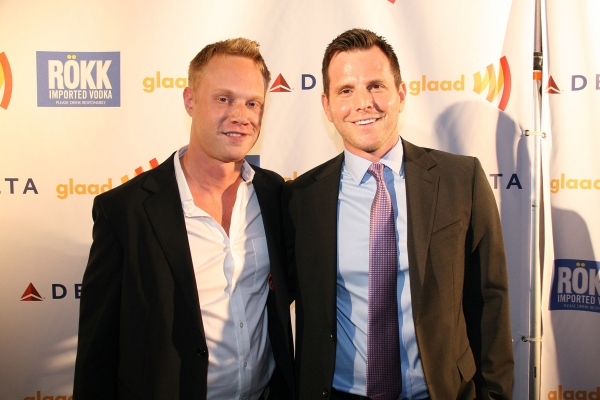 Ben Harvey & Dave Rubin. Photo Credit: Peter Lau Photography