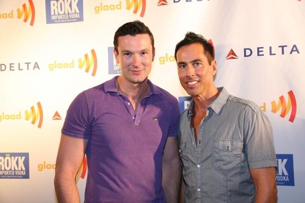 Brandon Voss & Tony Fornabaio. Photo Credit: Peter Lau Photography