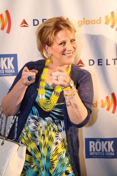 Photo Flash: Lampanelli, Bass, et al. at GLAAD Event!