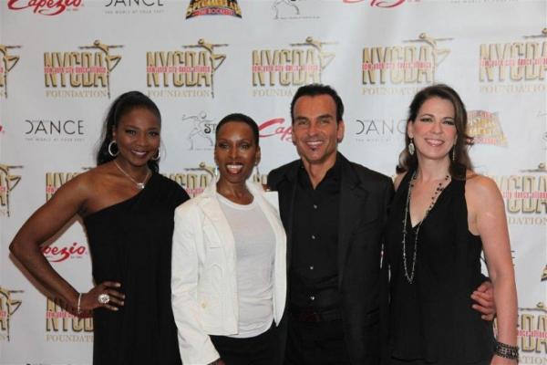 Ramona Keller, Brenda Braxton, Joe Lanteri and Deb Lyons