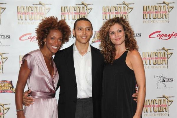 Karine Plantadit, Clifton Brown, Brooke Wendle Photo