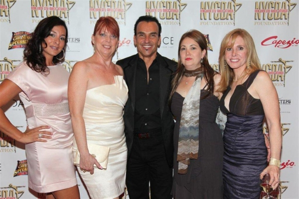 Gala Committee members Kim Adams, Liz Fitchett Tillotson, Joe Lanteri, Lisa Danias and Nancy Epstein