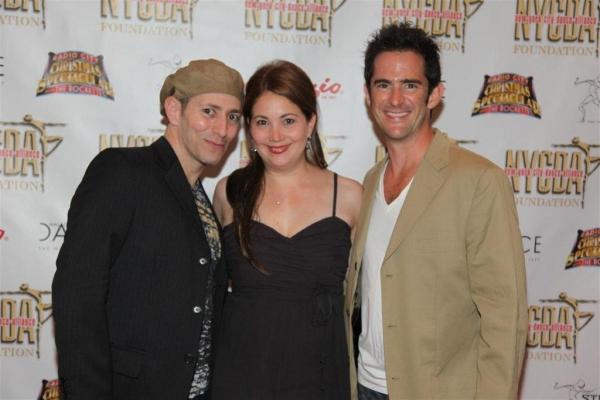 AC Ciulla, Lisa Danias, Andy Blankenbuehler Photo