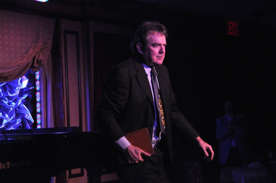 Jimmy Webb at Jimmy Webb Plays Feinstein's
