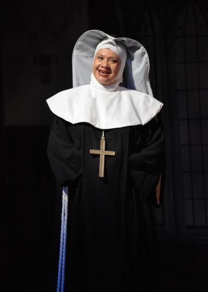 Jenny Lynn Stewart as the Mother Abbess