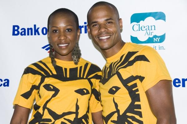 Selloane Nkhela & Joel Karie