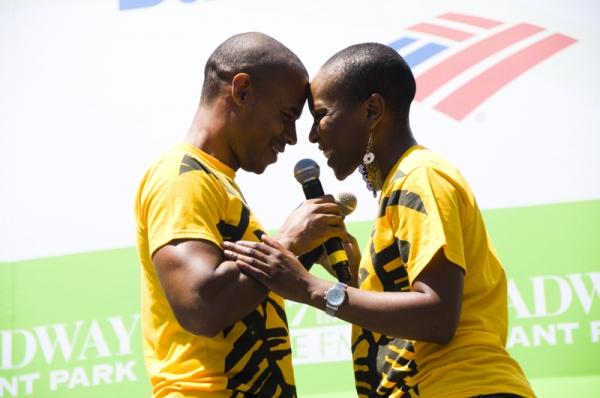 Joel Karie & Selloane Nkhela