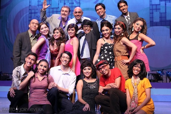Photos: SWEET CHARITY Opens in Manila, 8/5-8/27