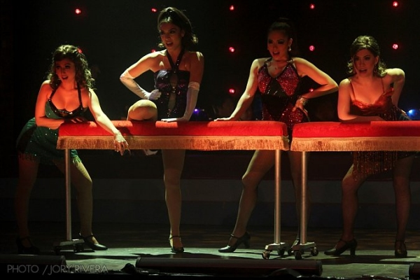 Photo Flash: SWEET CHARITY Opens in Manila, 8/5-8/27