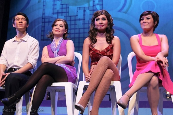 Anthony Tarrosa Ong, Sheree Vidal, Nikki Gil